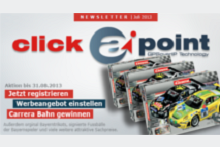 clickApoint-Newsletter 07/2013