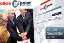 clickApoint-Newsletter 06/2013